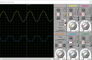 amplificador operacional: amplificador inversor