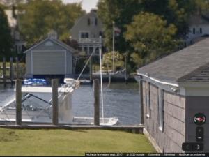 Amityville ya no es visible en google Maps puerto