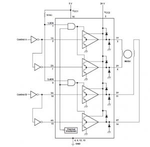 conexión motor bifásico