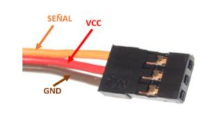 cables de servomotor